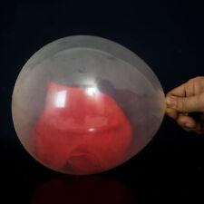 Silk Thru Balloon close up easy to do magic tricks Silk Magic props Fun Toys