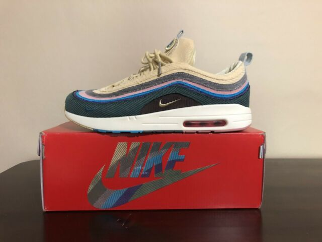 huge discount eb306 cdfb5 UA Sean Wotherspoon Nike Air Max 1/97 AJ4219-400 Size 10