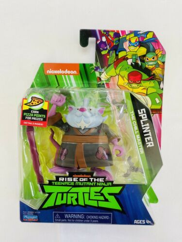 Rise of the Teenage Mutant Ninja Turtles Splinter TMNT Action Figure