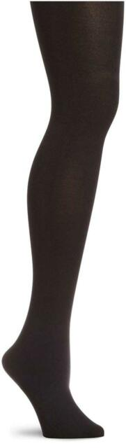 HUE Super Opaque Tights with Control Top Black 3, Black, Size 3.0 kB8r