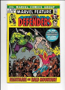 Marvel-Feature-Presents-The-Defenders-2-March-1972-2nd-appearance-The-Defenders