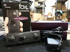soundmatters foxL V2 with Bluetooth 90 day warranty glued power switch
