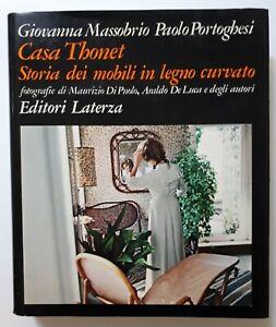 G-Massorbio-P-Portoghesi-Casa-Thonet-Storia-dei-mobili-in-legno-curvato-1990