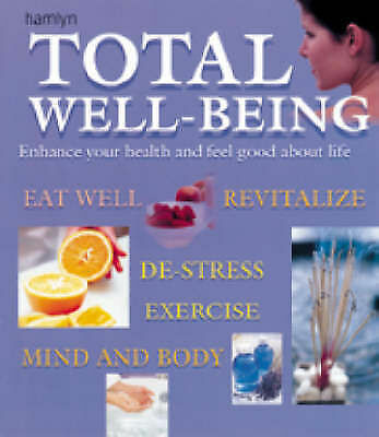 """""""AS NEW"""" N A, Total Well-being Book"""
