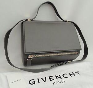 Image is loading GIVENCHY-Pandora-Box-bag-leather-shoulder-bag-New- af97bf162128a