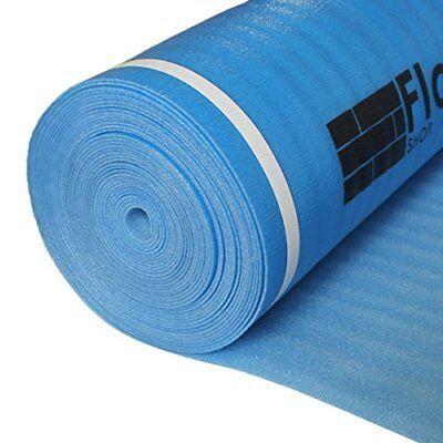 Laminate Flooring Underlayment Vapor Barrier Foam Thick Ebay