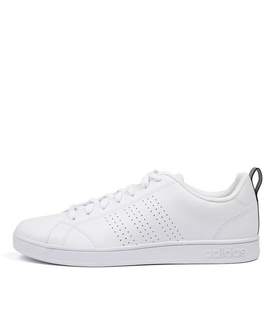 adidas Neo Label Advantage Clean VS White Navy Men Casual Shoes Sneakers F99252
