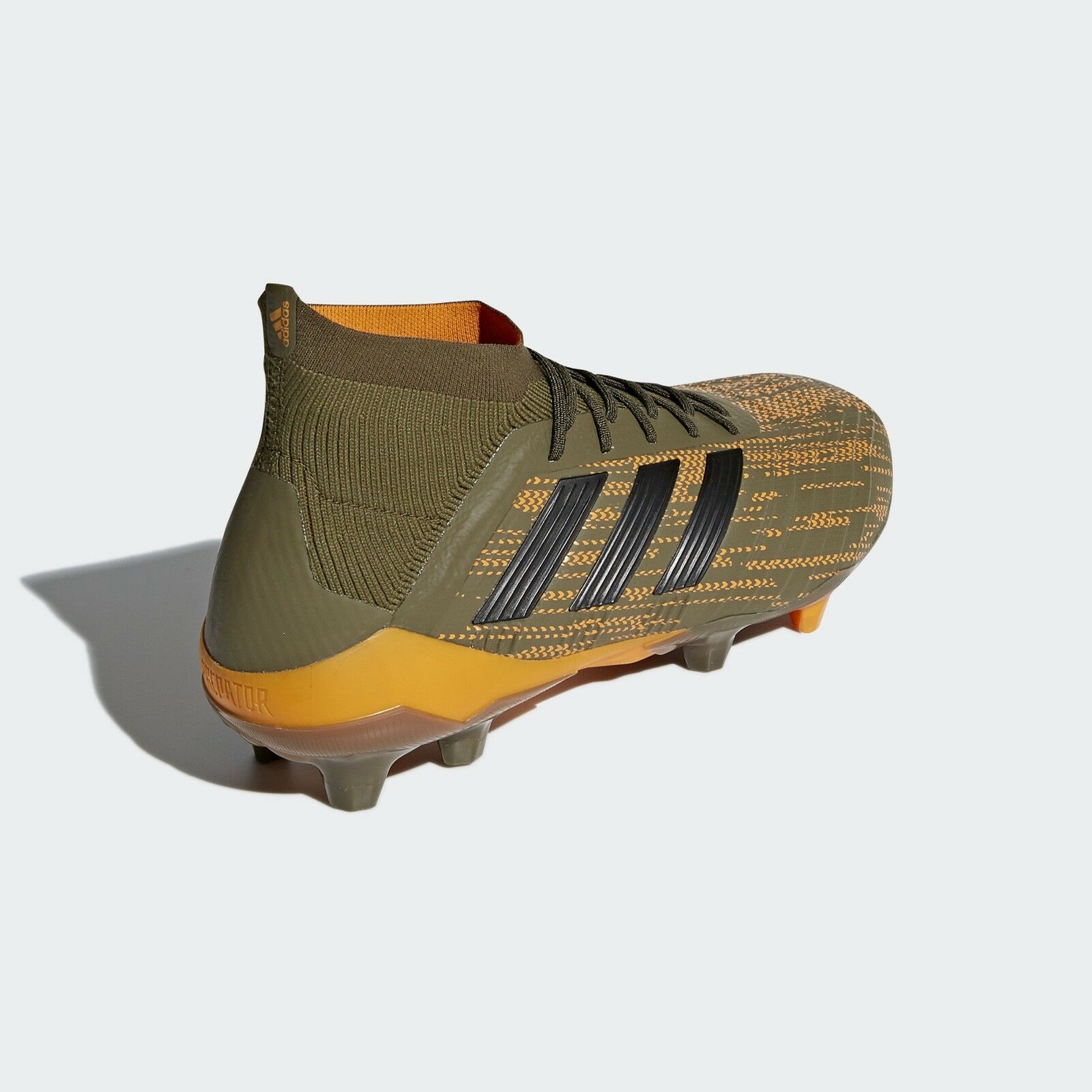 watch 2c482 d3000 adidas Predator 18.1 FG Soccer Cleat Lone Hunter Pack CM7412 Size 8 for  sale online  eBay