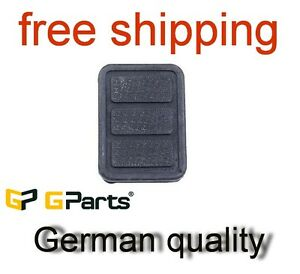 Volvo 144 145 164 240 242 244 245 262 264 265 740 Brake Clutch Pedal Pad For