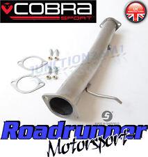 """Cobra Sport Focus St 225 3"""" euro Pipe-Cat Bypass Tubo De-gato escape FD27 Nuevo"""