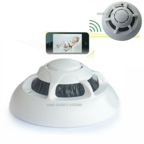 IP Camera Wireless WIFI Alarm Home Security Systems Anti Theft