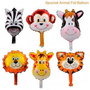 6PCS-set-Animal-Foil-Balloons-Helium-Jungle-Baby-Shower-Birthday-Party-Decor-Hot