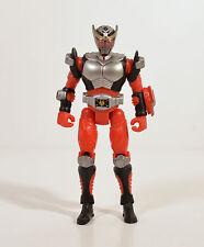 """RARE 2008 Kit Taylor 4"""" Bandai Action Figure Masked Kamen Rider Dragon Knight"""