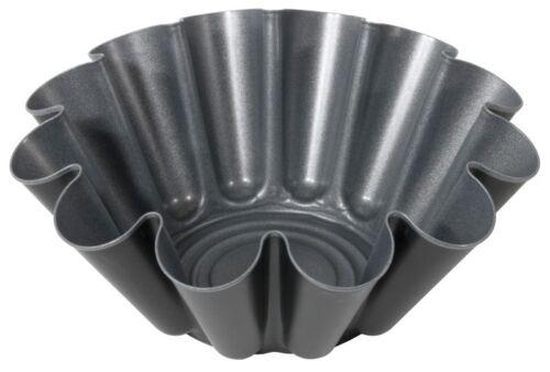 23 cm PTFE antihaft-beschichtet // Ø dia Briocheform Backform aus Stahl