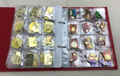 Chairman Mao badge souvenir badge  Mao Zedong badge number set