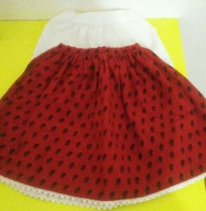American Girl Josefina Pleasant Company Meet Outfit PC SKIRT only