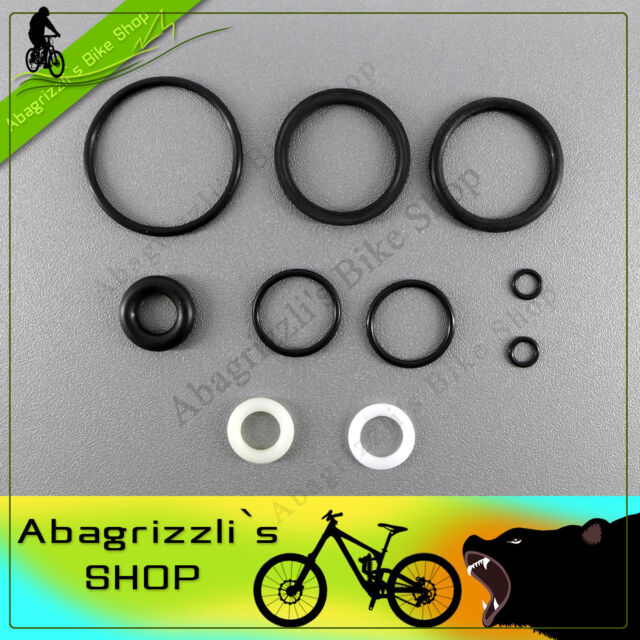 Cane Creek Double Barrel AIR CCDB AIR VERY IMPROVED Damper Service Oil Seals Kit