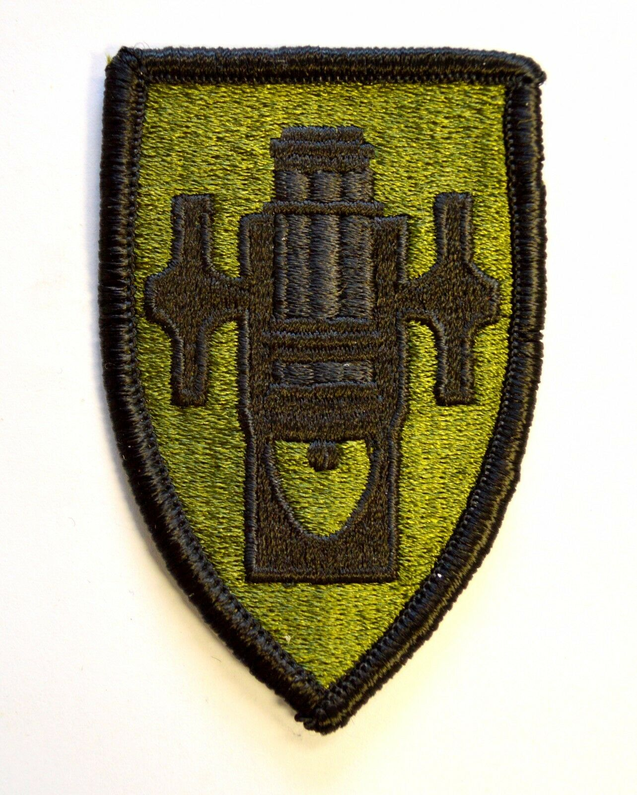 us army field artillery school patch subdued color rare for sale online ebay ebay