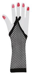 Black-Fishnet-Fingerless-Gloves