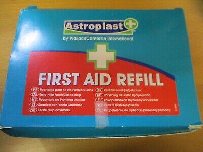 Wallace Cameron Astroplast Saline Eyewash Pods Twist /& Open Refill Ref 2405095