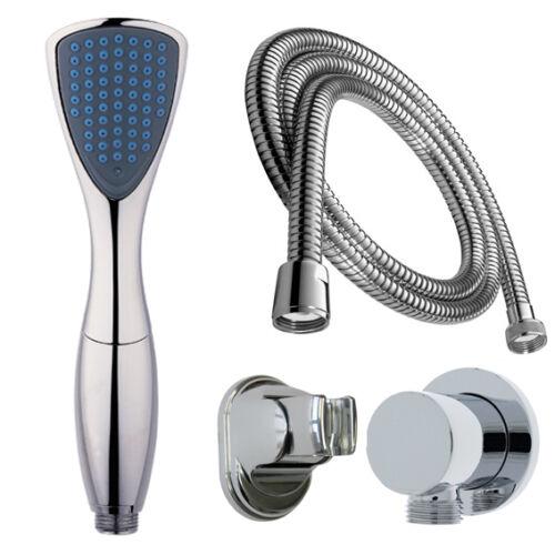 Duschkopf mit Schlauch 150 cm Duschset Brauseset Duschbrause Set Wandanschluss
