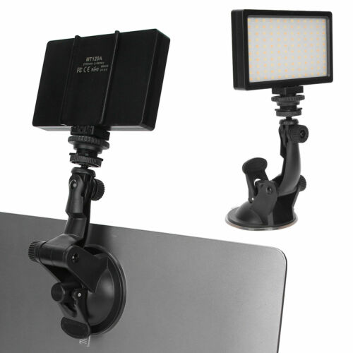 Video Lighting Kit for Remote Working Zoom Self Broadcasting Live Streaming LCD