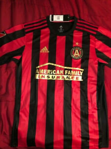 wholesale sales 100% authentic new concept NWT Atlanta United 2019 MLS Home Small Jersey JOSEF MARTINEZ #7 ...