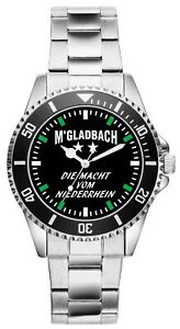 Monchengladbach-Geschenk-Fan-Artikel-Zubehor-Fanartikel-Uhr-6035