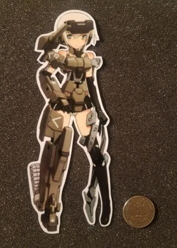 Frame Arms Girl Sticker Gourai