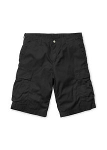 Carhartt-Regular-Cargo-Shorts-Black