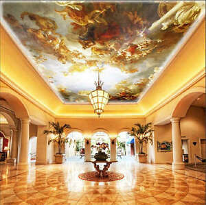 Image is loading palace of versailles full wall ceiling mural photo