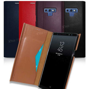 Phantom102-Genuine-Leather-Flip-Case-for-Samsung-Galaxy-Note9-Note8-Note5