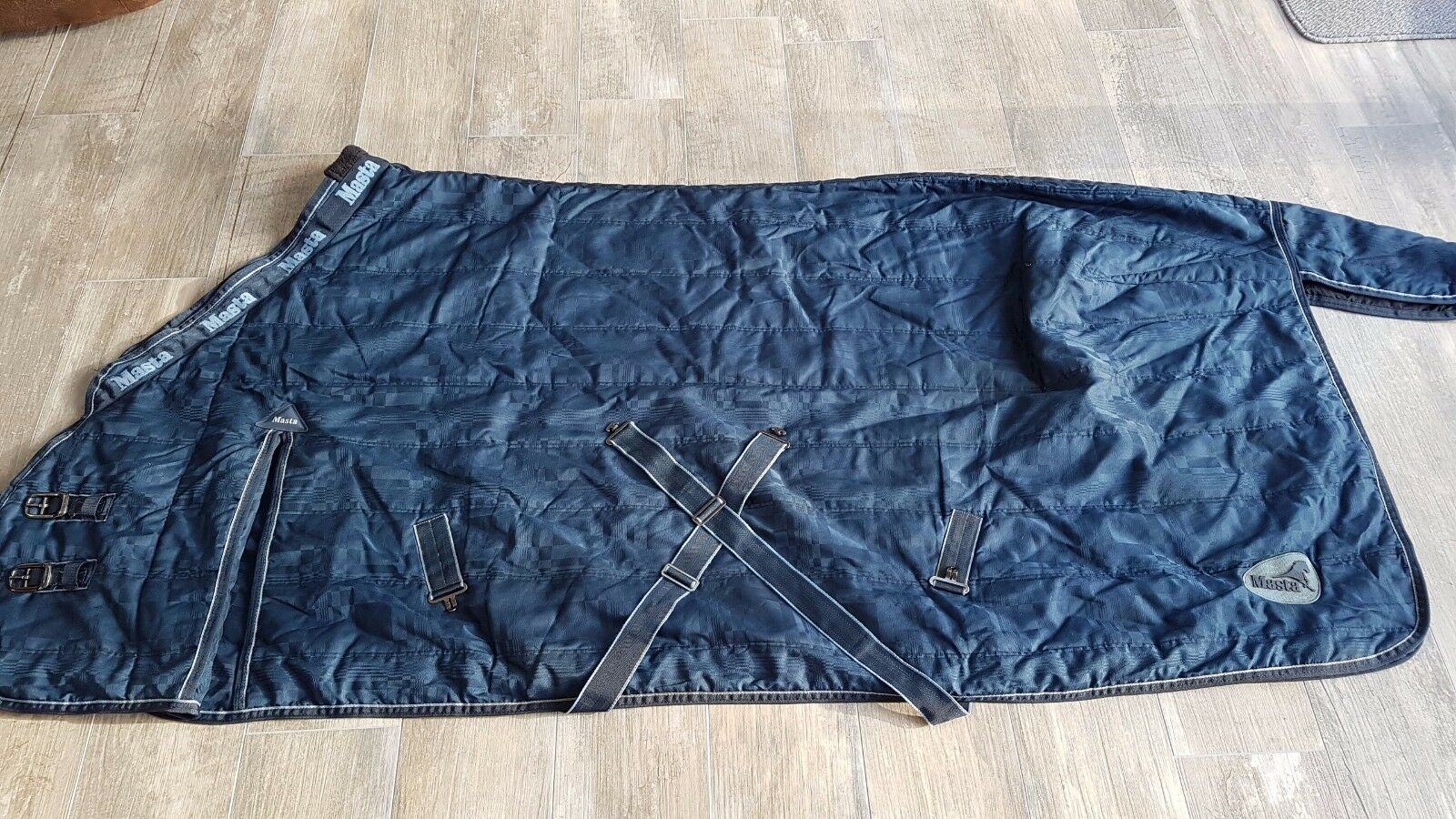 7ft3 Masta Lightweight Stable Rug. Only Been Used A Couple of Times