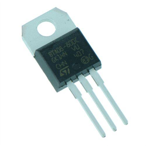 BTA12-600BWRG Isolated Triac 12A 600V Snub ST 1-10pcs