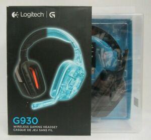 logitech wireless headset g930 drivers