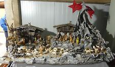 Weihnachtskrippe Krippenstall Holzstall Stall Hochschwarzeck