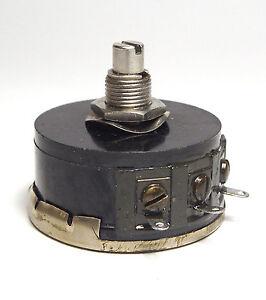 draht potentiometer colvern wire wound 100 ohm. Black Bedroom Furniture Sets. Home Design Ideas