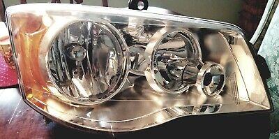 Right Passenger Side Headlight Assembly For 2011-2014 Chrysler 200 2013 M764MR