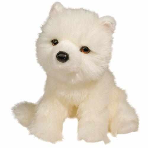 Douglas Cuddle Toys Luka Samoyed Floppy #1969 Stuffed Animal Toy