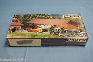 Faller-130521-Implement-Shed-Kit-HO