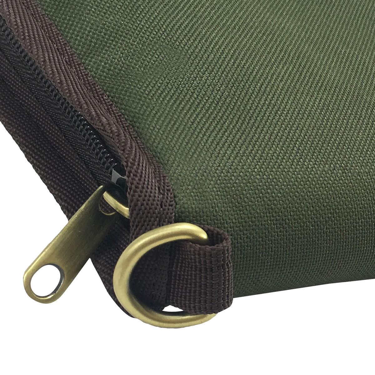 Tourbon Lightweight Shotgun Case Gun Carry Slip Weapon Bag Hunting Full Zipper
