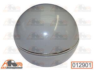 BOULE-POMMEAU-de-levier-de-vitesse-GRISE-pour-Citroen-2CV-DYANE-MEHARI-012901