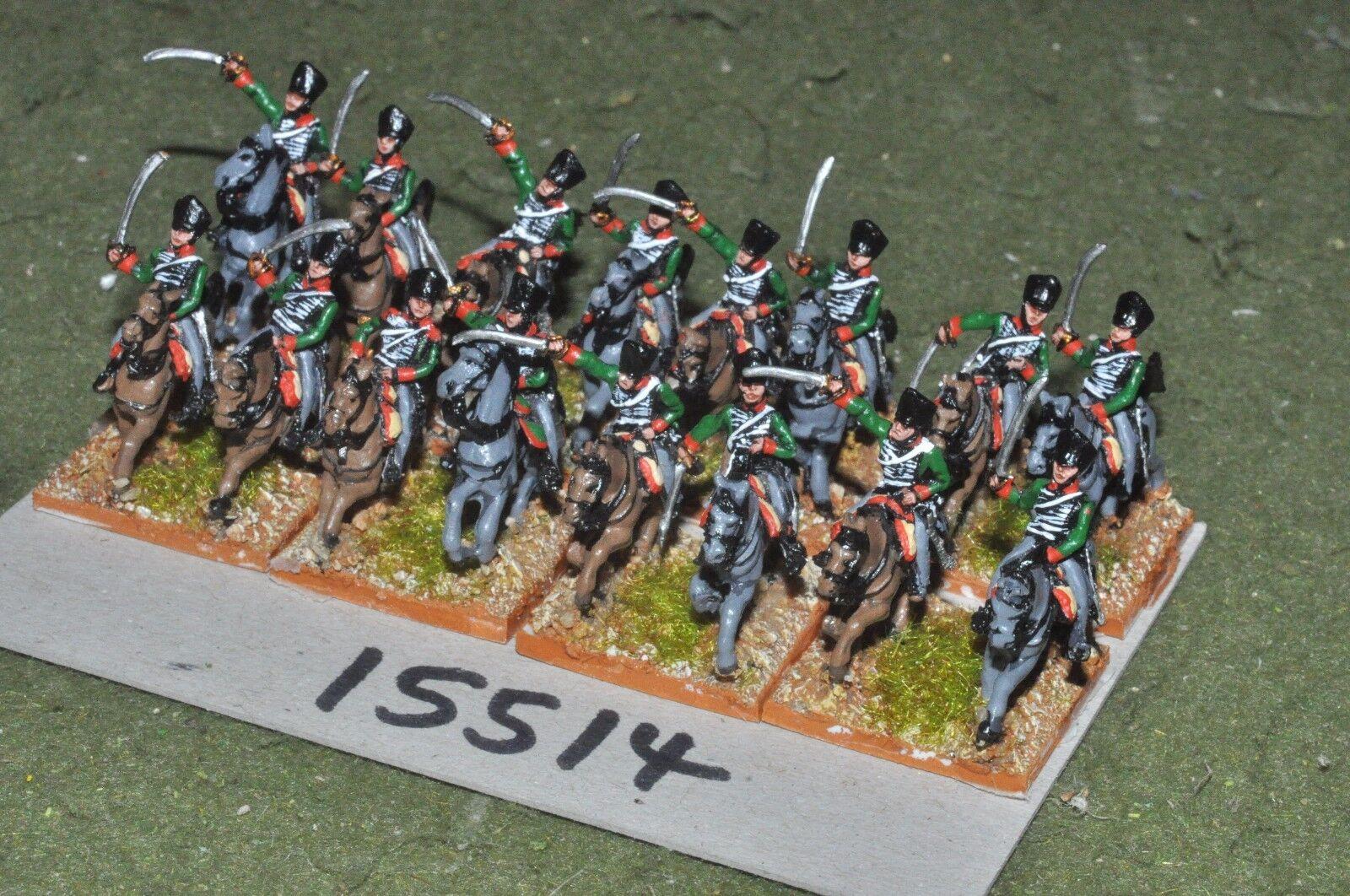 15 napoleonischen   preußisch - licht dragoons 16 kavallerie - cav (15514)
