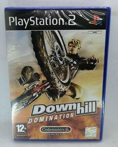 Downhill-Domination-fuer-Sony-Playstation-2-ps2-PAL-Brandneu-amp-Versiegelt