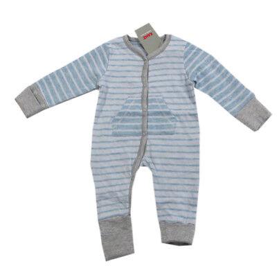 Kanz Nachtwäsche Schlafanzug Einteiler Overall Weiß Mädchen Gr.56,62,68,86