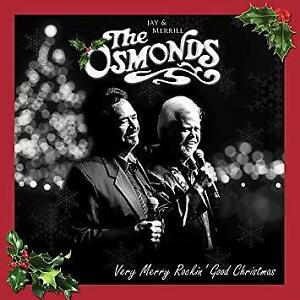 The-Osmonds-Very-Merry-Rockin-039-Good-Christmas-NEW-CD