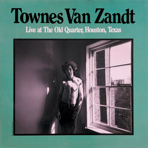 Townes Van Zandt - Live at the Old Quarter [New Vinyl] 180 Gram