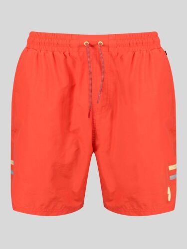 Luke 1977 Mens Ragy Thigh Length 100/% Nylon Classic Swim Shorts