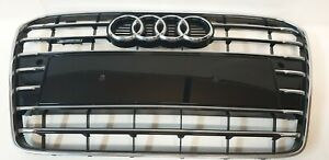 Audi-A5-B8-8T-Facelift-42km-Grille-Pdc-Gloss-Black-Chrome-8T0853651AA