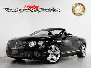 2012 Bentley Continental GT | CONVERTIBLE | MULLINER | NAVI | VENT. SEATS